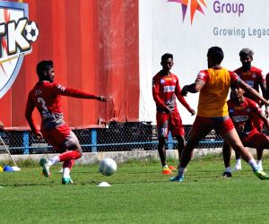 ATK practice session