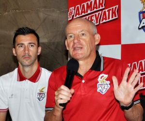 Launch of ATK's new jersey