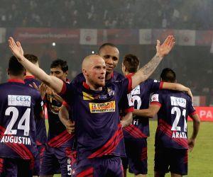 ISL - Atletico de Kolkata vs FC Pune City