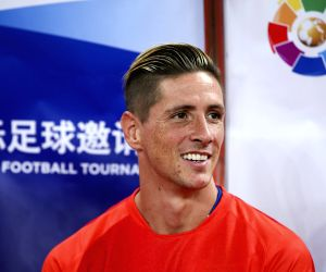 Spain's Fernando Torres to debut with Sagan Tosu