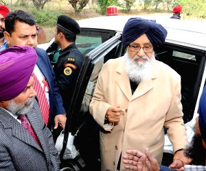 Punjab CM meets officers of Horticulture department