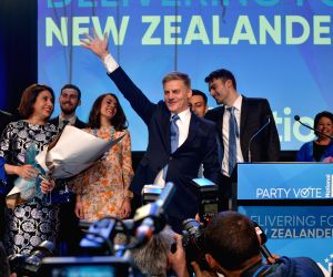 NEW ZEALAND-AUCKLAND-ELECTION
