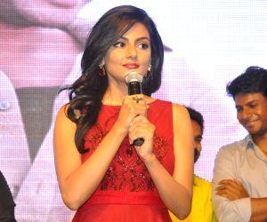 Audio launch of Telugu film Run