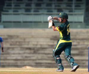 India A Team Triangular Series - India 'A' vs Australia 'A'