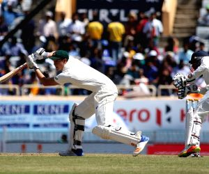 India Vs Australia - Third Text Match - Day 1