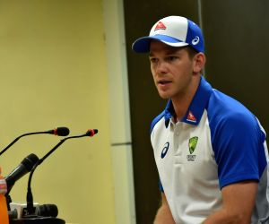 Tim Paine's press conference