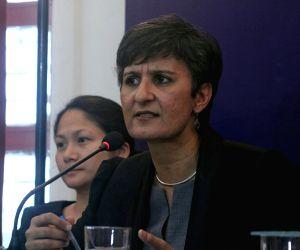 Harinder Sandhu's press conference