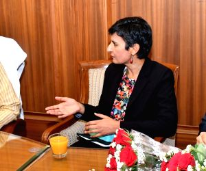 Australian High Commissioner calls on Haryana Agriculture Minister