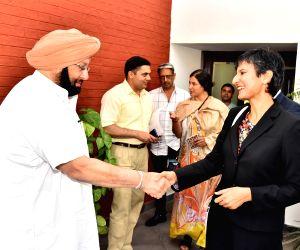 Australian High Commissioner calls on Punjab CM