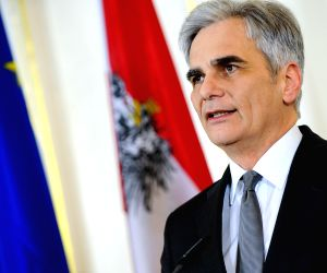 File Photo: Werner Faymann