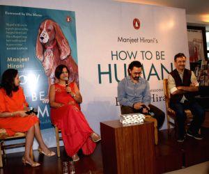 (050318) Mumbai: Manjeet Hirani's book launch