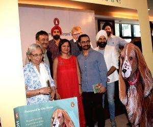 Manjeet Hirani's book launch