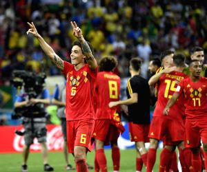 Belgium eliminate Brazil with 2-1 victory to enter semis