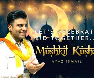 Ayaz Ismail to unveil Eid song