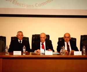 EGYPT CAIRO PARLIAMENT ELECTION TURNOUT
