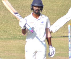 Ranji Trophy Semi-final - Mumbai Vs Tamil Nadu - Day-4