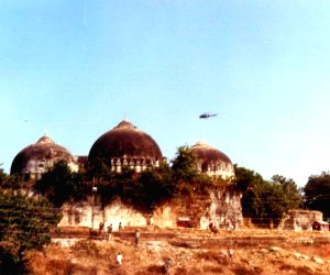 File Photo: Babri Masjid