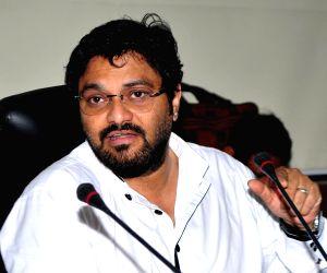 Babul Supriyo records BJP's campaign song for Bengal