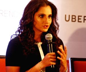 Sania Mirza during a programme