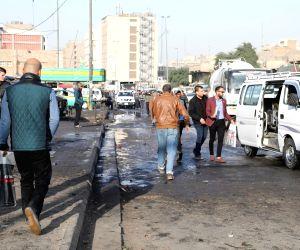 IRAQ BAGHDAD CAR BOMBING