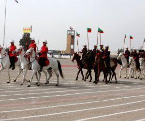 IRAQ BAGHDAD ARMY DAY PARADE