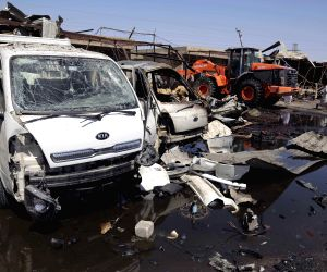 IRAQ-BAGHDAD-CAR BOMB ATTACK