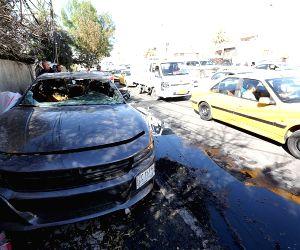 IRAQ BAGHDAD BOMB ATTACK