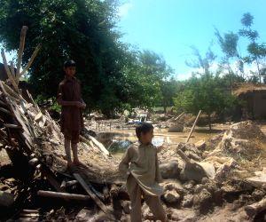 AFGHANISTAN BAGHLAN FLOOD