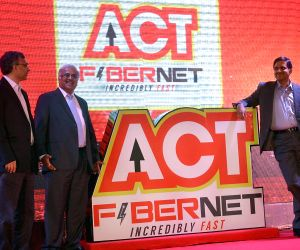 Launch of the ACT Fibernet
