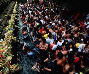 INDONESIA BALI CLEANSING RITUAL