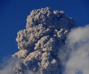 INDONESIA BALI MOUNT AGUNG ERUPTION