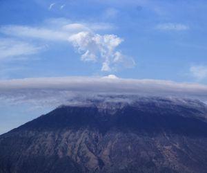 INDONESIA BALI MOUNT AGUNG