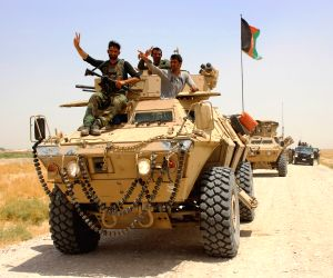 AFGHANISTAN BALKH MILITARY OPERATION