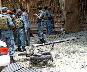 Blast in Mazar-e-Sharif