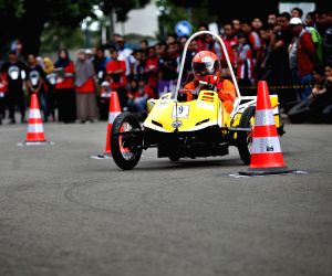INDONESIA-BANDUNG-ELECTRIC CAR COMPETITION