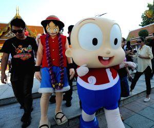 THAILAND BANGKOK COSPLAY
