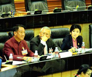 THAILAND BANGKOK YINGLUCK