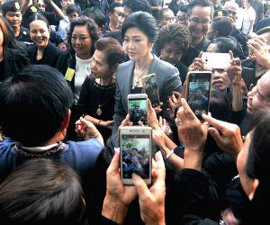 THAILAND-BANGKOK-YINGLUCK-RICE PLEDGING SCHEME-COURT