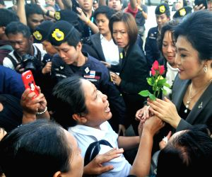 THAILAND-BANGKOK-YINGLUCK-RICE PLEDGING SCHEME-COURT HEARING