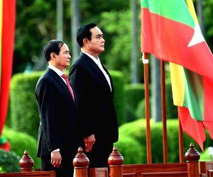 THAILAND BANGKOK MYANMAR VISIT