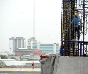 THAILAND BANGKOK ECONOMY CONSTRUCTION