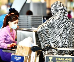 THAILAND BANGKOK MERS DISEASE PREVENTION