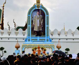 THAILAND BANGKOK LATE KING ANNIVERSARY