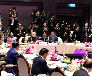 ASEAN integral part of India's Act East Policy: Modi