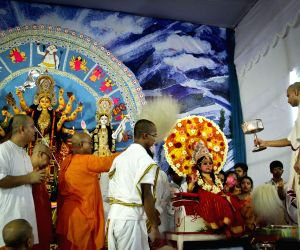 Bangladesh celebrates Durga festival of Hindu community