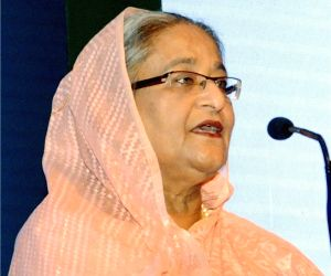 File Photo: Sheikh Hasina