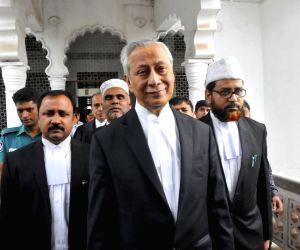 BANGLADESH DHAKA WAR CRIMINALS APPEAL REJECTED