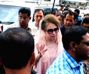BANGLADESH DHAKA EX PM DEATH PENALTY