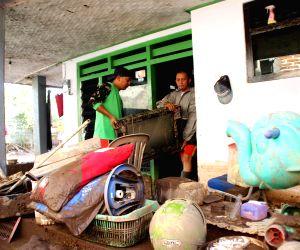 INDONESIA BANYUWANGI FLOOD AFTERMATH