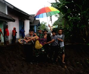 INDONESIA-BANYUWANGI-FLOOD-AFTERMATH